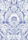 Chatterton - Designtapete von Cole & Son - Blue