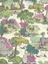 Tapete Versailles Grand von Cole & Son - Pink & Chartreuse