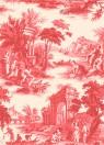 Tapete Villandry von Cole & Son - Red