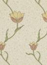 Tapete Garden Tulip von Morris & Co. - Russet/ Lichen