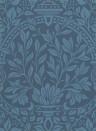 Tapete Garden Craft von Morris & Co. - Ink