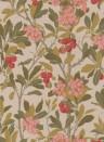 Tapete Strawberry Tree von Cole & Son - Pink & Linen