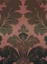 Barocktapete Bonaparte von Little Greene - Red Gold