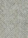 Fliesen Tapete Matrix von Arte - Steingrau