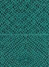 Fliesen Tapete Matrix von Arte - Türkis