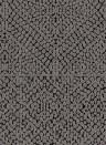 Fliesen Tapete Matrix von Arte - Braun/ Schwarz