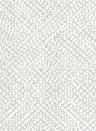 Fliesen Tapete Matrix von Arte - Weiß