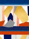 Grafische Tapete Golden Rush von MINDTHEGAP - WP20326