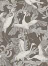 Kranich-Tapete Dancing Crane von Engblad & Co - 4582