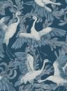 Kranich-Tapete Dancing Crane von Engblad & Co - 4583