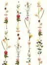 Florales Wandbild Flower Garland von Eijffinger - 341087