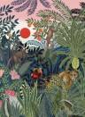 Dschungel Tapete Jungle Wall von MR PERSWALL - Animals
