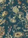 House of Hackney Wandbild Flora Fantasia - Cerulean