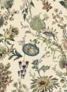 House of Hackney Wandbild Flora Fantasia - Ecru