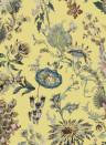 House of Hackney Wandbild Flora Fantasia - Citrine