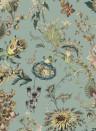 House of Hackney Wandbild Flora Fantasia - Sky-Blue
