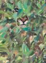 Coordonne Tapete Hidden Puma - Spring