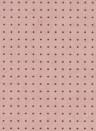 Arte Le Corbusier Tapete Dots - rose clair/ terre sienne