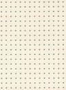 Arte Le Corbusier Tapete Dots - blanc ivoire/ vert 59