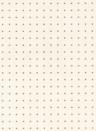 Arte Le Corbusier Tapete Dots - blanc ivoire/ gris 31