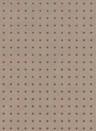 Arte Le Corbusier Tapete Dots - ombre brûlée claire/le rubis
