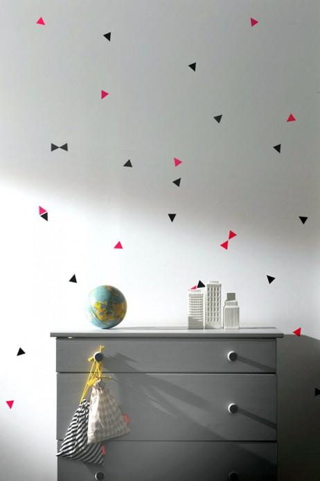 Wallsticker Mini Triangle von ferm LIVING