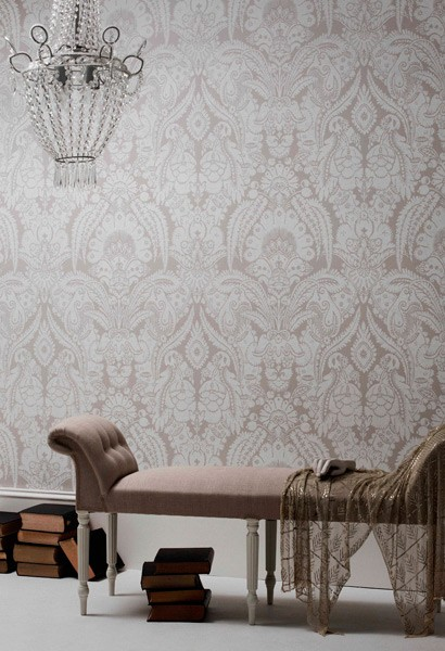 Tapete Chatterton - Designtapete von Cole & Son