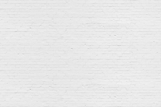 Wandbild White Brick Wall von MR PERSWALL
