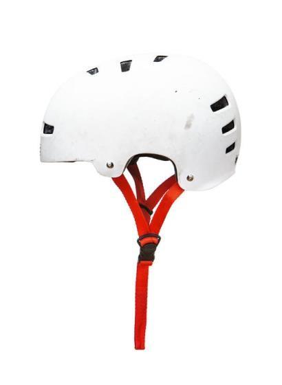 Wandbild Helmet von MR PERSWALL - Small