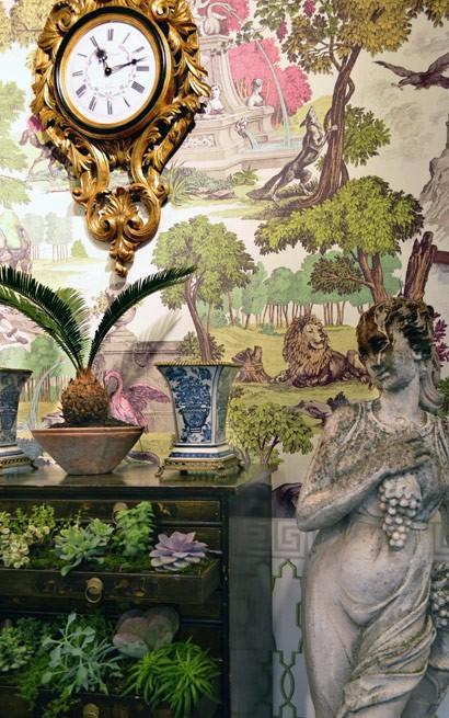 Tapete Versailles Grand - Designtapete von Cole & Son