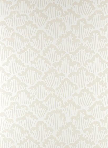 Tapete Aranami von Farrow & Ball - White Tie/ String