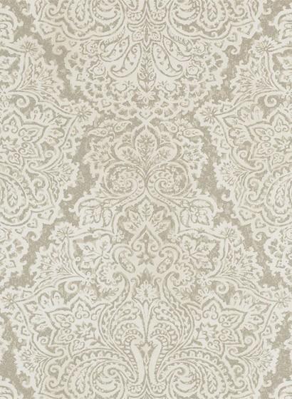 Tapete Aurelia von Harlequin - White Gold