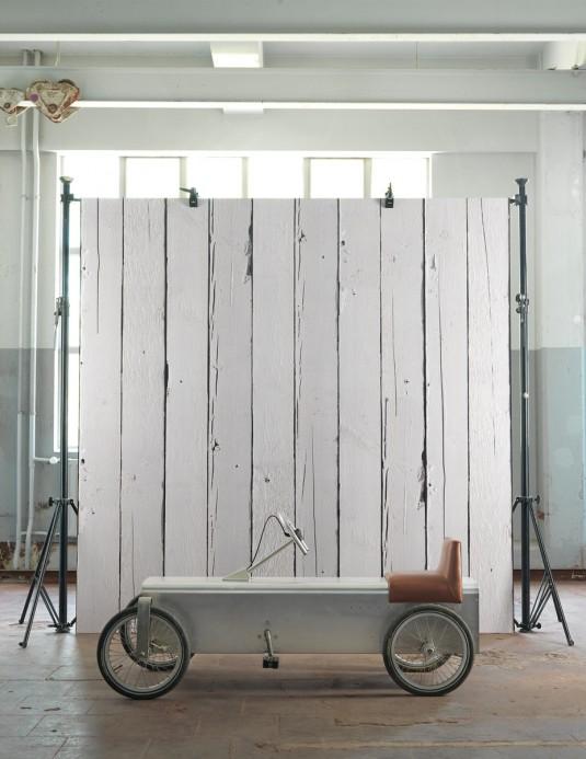 Tapete Scrapwood 11 - Designtapete von Piet Hein Eek