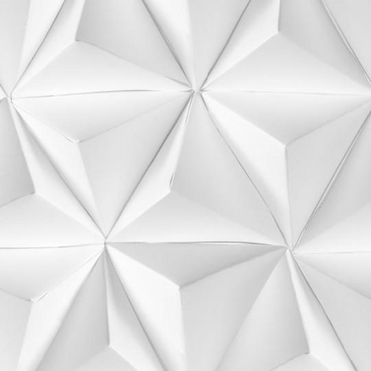 Wandbild Origami von MR PERSWALL