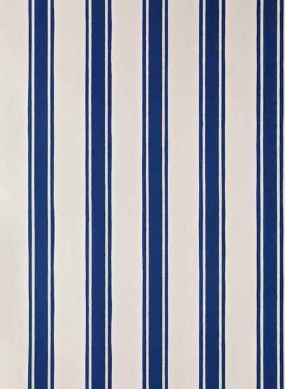 Tapete Block Print Stripe von Farrow & Ball - Elephant's Bre