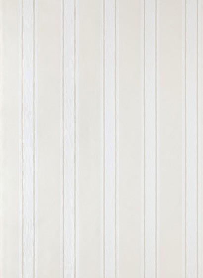 Tapete Block Print Stripe von Farrow & Ball - Pointing/ All