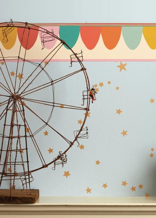 Tapetenbordüre Scaramouche von Cole & Son