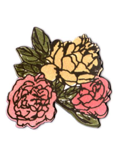 Magnet Roses von Sian Zeng