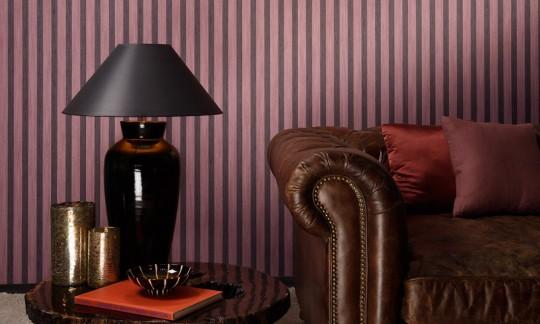 Flamant by Arte Streifentapete Petite Stripe