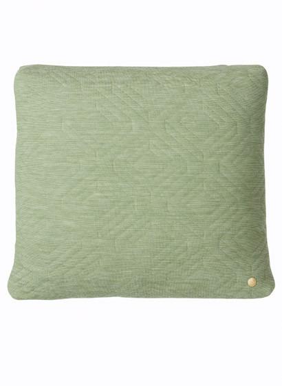 Quilt Kissen Green 45 x 45 cm von Ferm Living