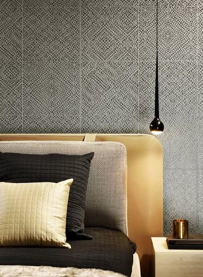 Fliesen Tapete Matrix von Arte