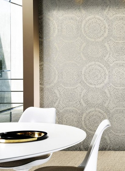 Mosaik Tapete Rondo von Arte