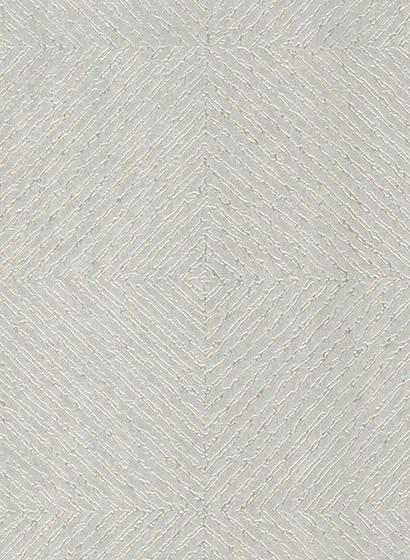 Tapete Grid von Arte - Steingrau