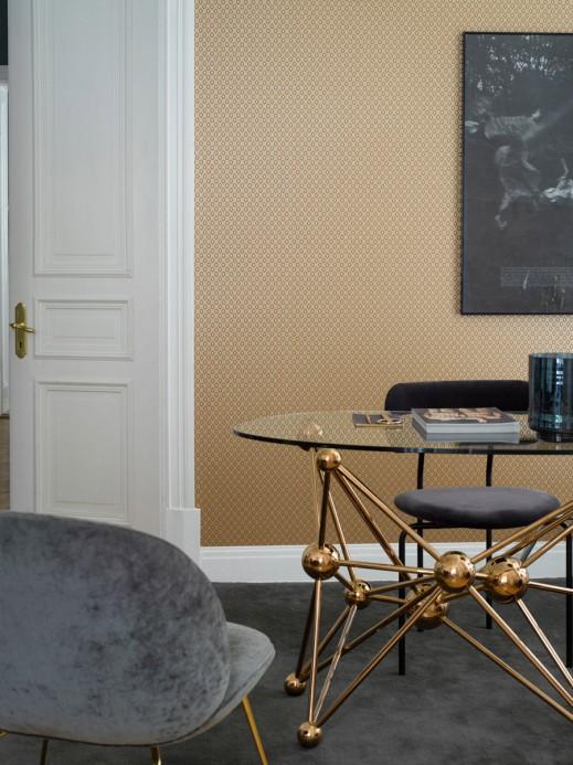 Vintage-Mustertapete Ambassador von Engblad & Co