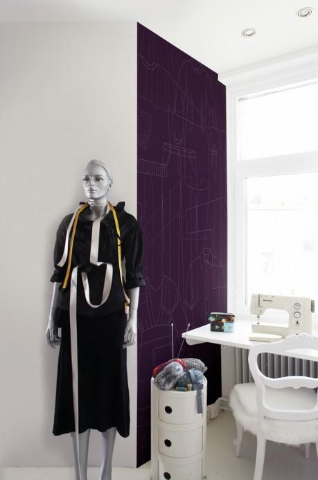 Wandbild Pattern for your walls