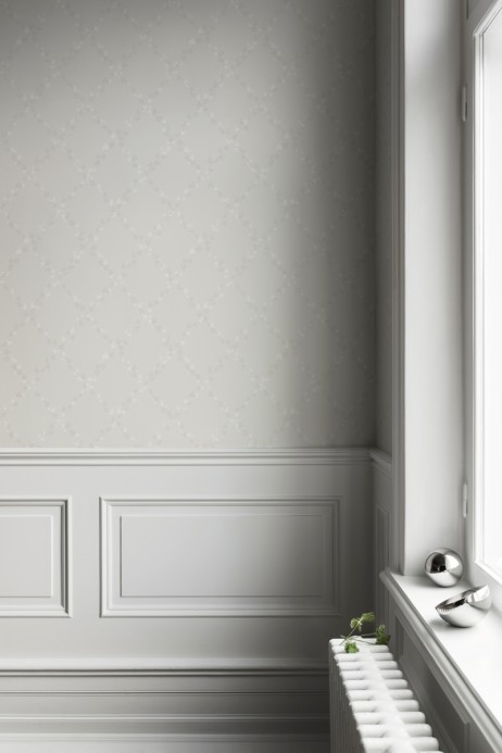 Tapete Murgröna von Sandberg - Grey
