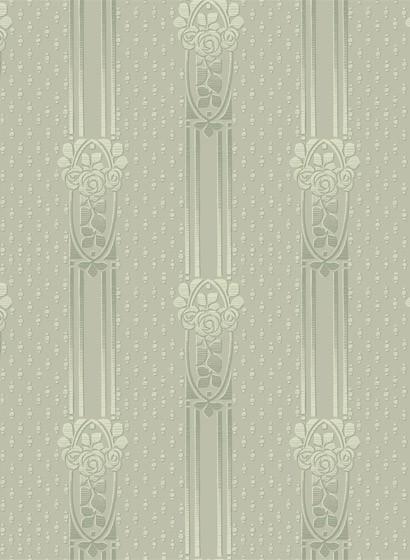 Art Nouveau Tapete Ellen von Boras - 4542