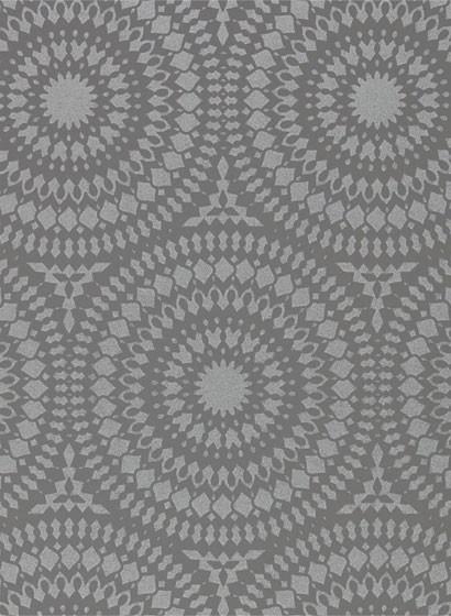 Retro Tapete Cadencia von Harlequin - French Grey