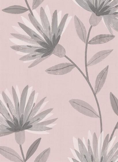 Florale Tapete Bessie von Boras - 6820