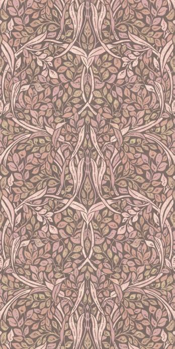 Blätter Wandbild Swirling Leaves von Eijffinger